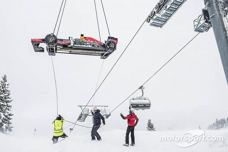 Formule 1-demonstratie Verstappen uitgesteld naar donderdag
