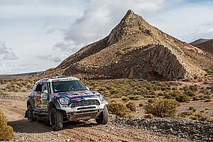 Dakar Breaking news X-raid boss baffled by Stage 9 stoppage