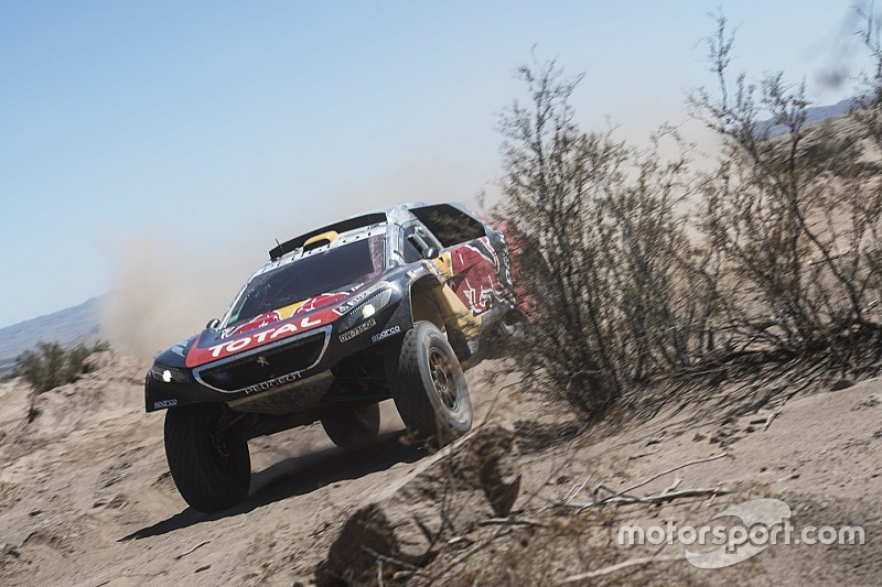 "Dakar winner could take ""months"" to confirm after protest"