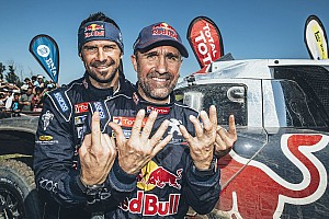Dakar Interview Peugeot's comeback victory