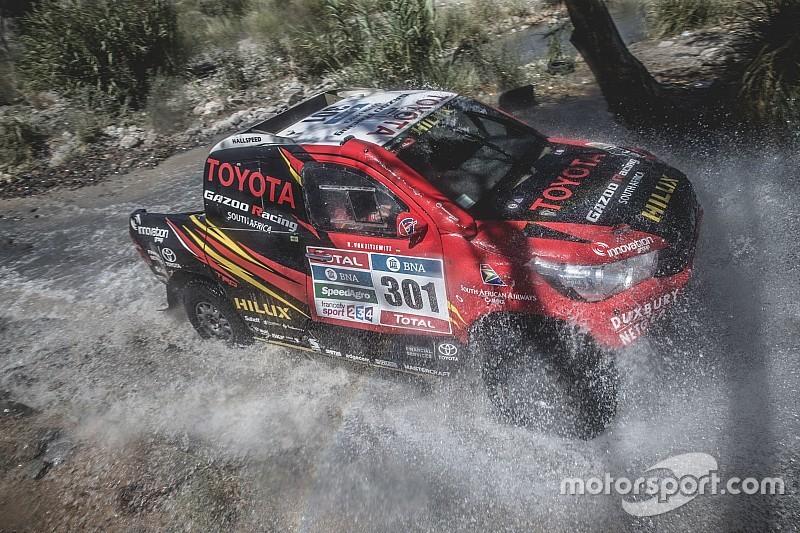'Turbomotor nodig voor strijd met Peugeot' - Giniel de Villiers