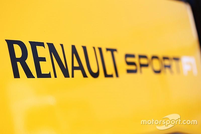 Renault Formule 1-auto geslaagd voor crashtests FIA