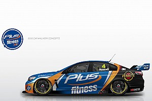 V8 Supercars Breaking news Erebus reveals Russell livery