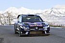 WRC Monte Carlo: Ogier pakt de leiding, Kubica crasht