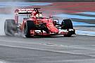 Vettel bovenaan op laatste dag regenbandentest