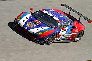 IMSA Новость Экипаж SMP Racing на Ferrari выбыл из борьбы