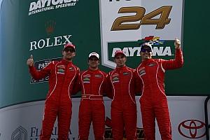 IMSA Entrevista Memo Rojas, satisfecho con su cuarto lugar en Daytona