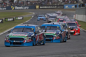 V8 Supercars Breaking news Prodrive splits Winterbottom and Mostert garages