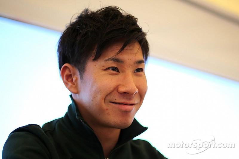 Kobayashi confirmed as Toyota WEC driver