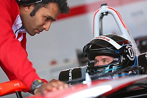 Formula E Breaking news Heidfeld says Formula E race decision hinges on test