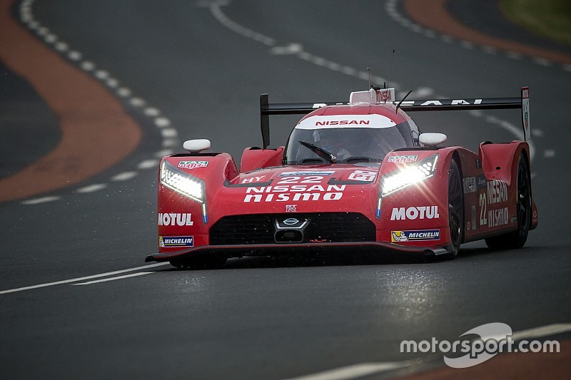 Nissan right to end LMP1 programme - Tincknell