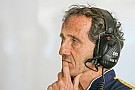 Formula 1 Prost says Renault F1 role would have made no sense