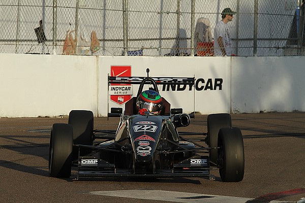 Pro Mazda Eidson back with Cape for Pro Mazda move