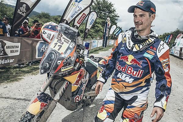 Dakar Dakar veteran Viladoms calls time on rally career