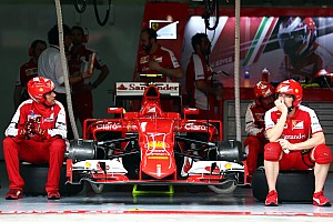 Formula 1 Breaking news Ferrari releases audio of new F1 car fire-up