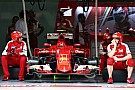 Ferrari releases audio of new F1 car fire-up