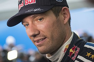 WRC Breaking news Ogier