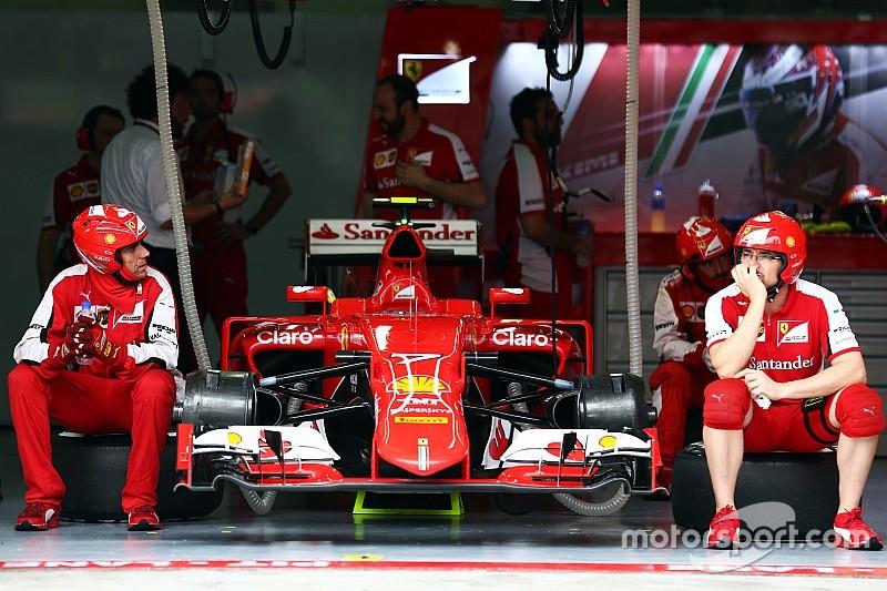法拉利发布全新F1赛车启动音频