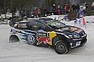 Rally di Svezia, PS10: Ogier ipoteca il successo