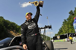 NHRA Interview Langdon ready for a serious title run