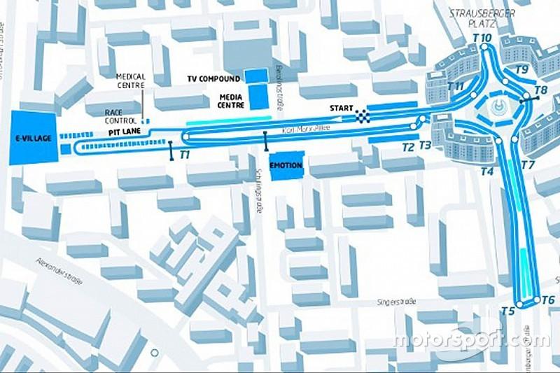 柏林ePrix保留,搬回市区!