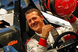 Formula 1 Breaking news Kehm hopes Schumacher is
