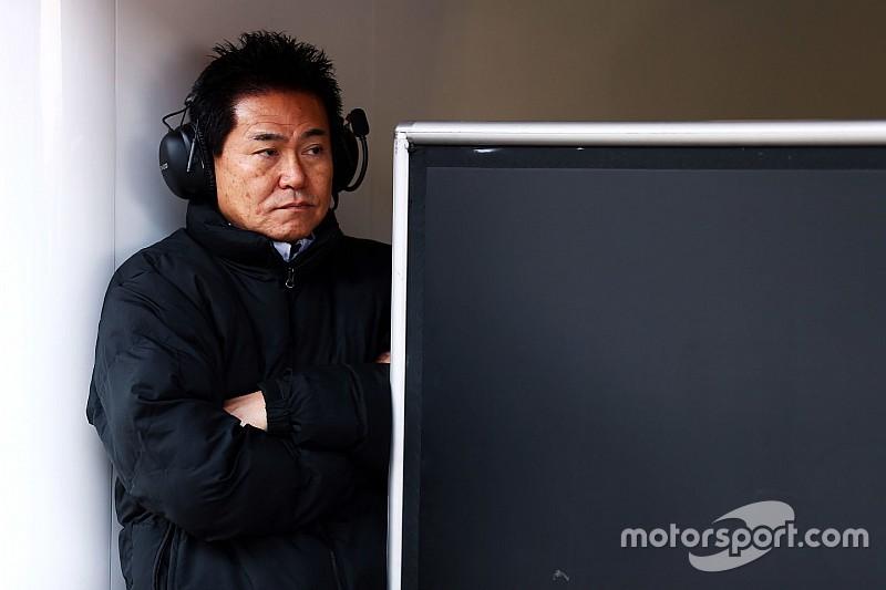本田F1更换领导