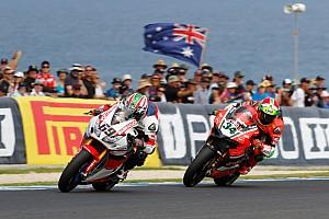 World Superbike Breaking news Hayden