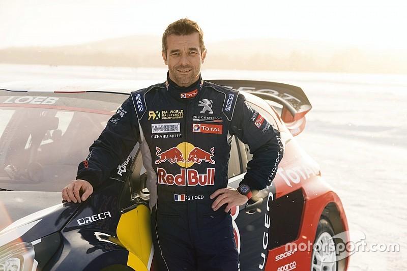 勒布确认携手标致车队参加世界跨界拉力赛WRX