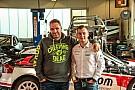 World Rallycross Reiniss Nitiss sulla Seat Leon della All-Inkl.com nel 2016