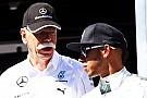 Mercedes upset by Ecclestone's F1 criticisms