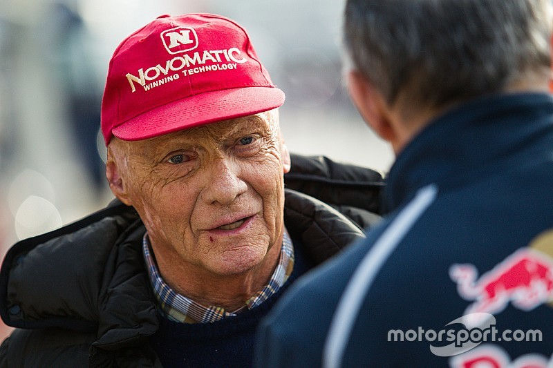 劳达:F1全新排位赛非常愚蠢