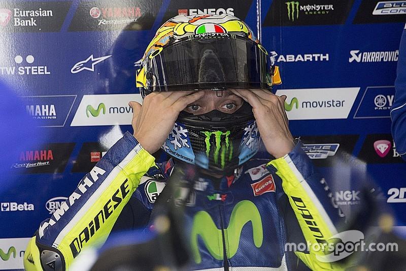 Rossi & Márquez: Es wird nichts Besonderes passieren