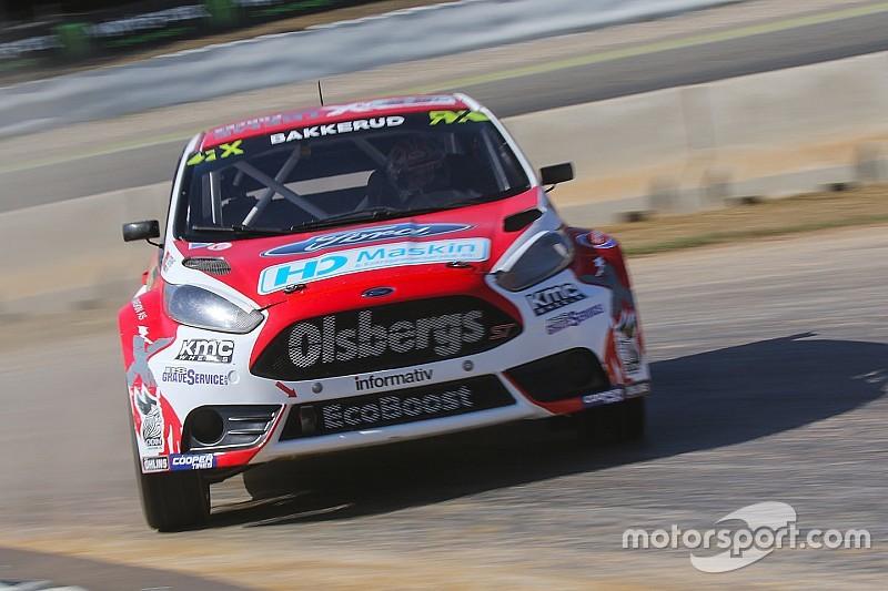 Gronholm, Eriksson join Olsbergs for Rallycross season