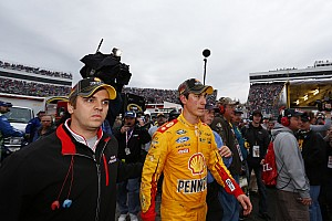 NASCAR Sprint Cup Preview Logano using Kenseth feud as