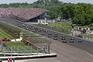 """IndyCar Breaking news IndyCar: """"Teams have to adapt"""" to domed skids"""