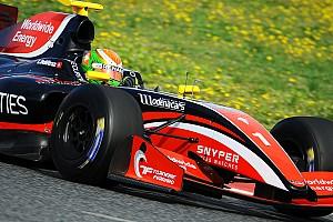 فورمولا  V8 3.5 تقرير الإختبارات ديليتراز الأسرع مع ختام الاختبارات التحضيريّة لموسم فورمولا 3.5