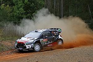 WRC 突发新闻 科夫斯港不再赞助WRC澳洲站的比赛