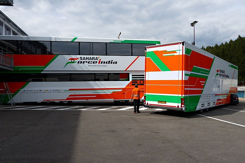 Force India стане Aston Martin Racing?