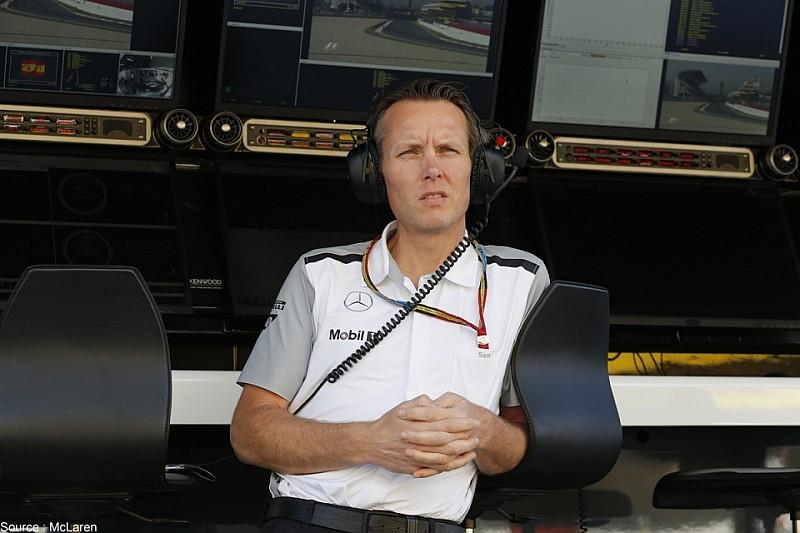 Сэм Майкл уходит из McLaren