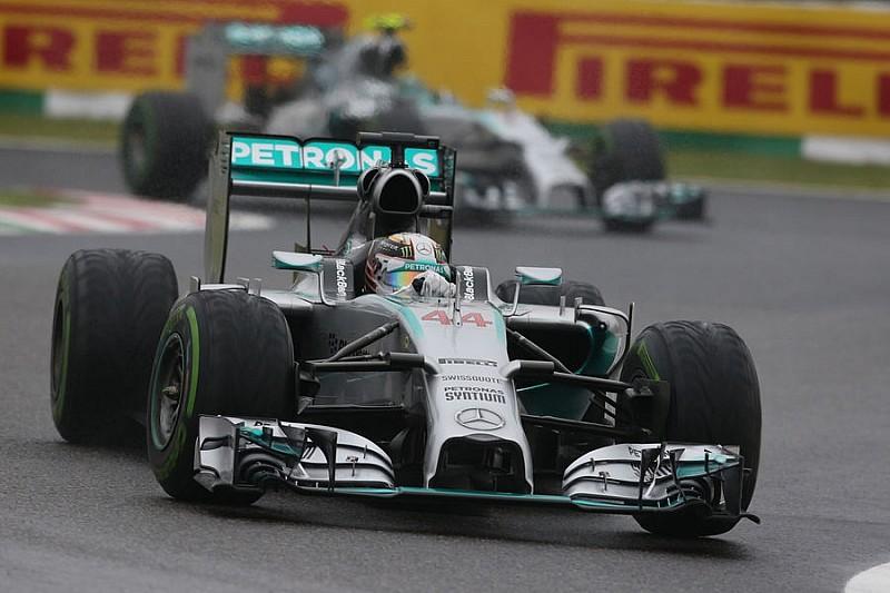 Pirelli об итогах гонки в Японии