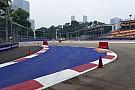 Гран При Сингапура: первая тренировка