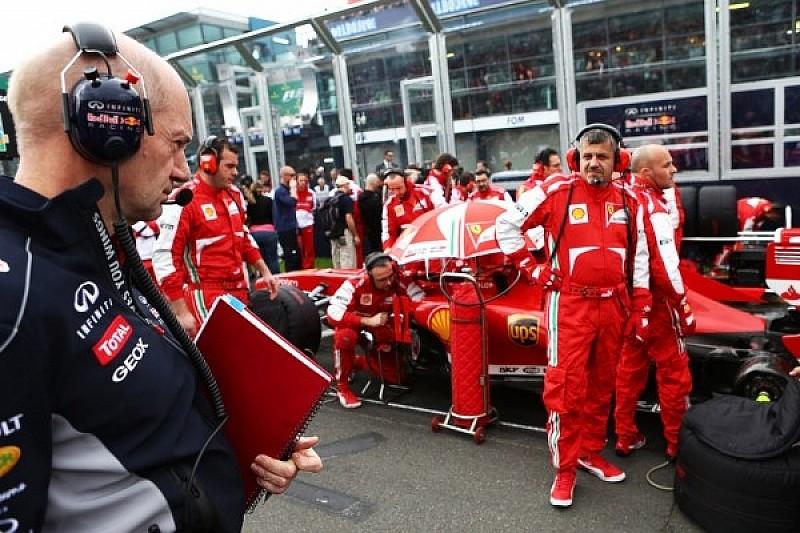 Эдриан Ньюи переходит в Ferrari?