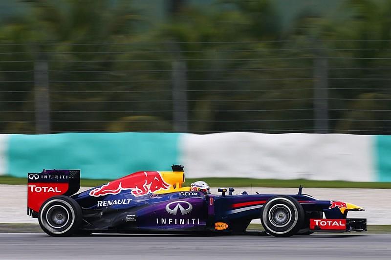 Гран При Малайзии: Третья тренировка