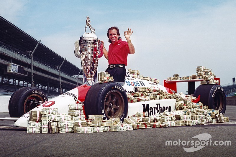 Alle 99 Sieger des Indy 500 von 1911 bis 2015