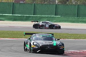 BSS Prove libere Schneider e la Mercedes AMG concludono al top le prime Libere