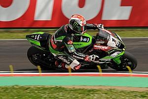 World Superbike Breaking news Kawasaki confirms two-year contract extension with Rea