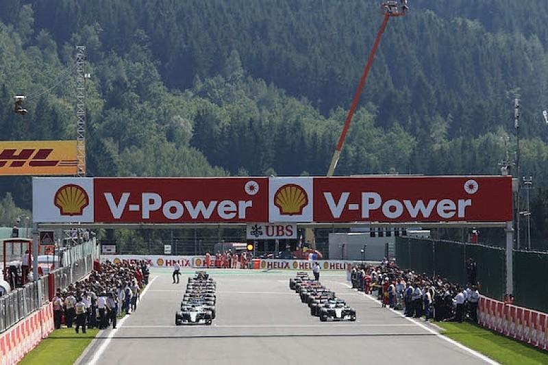 Гран Прі Бельгії залишився без титульного спонсора
