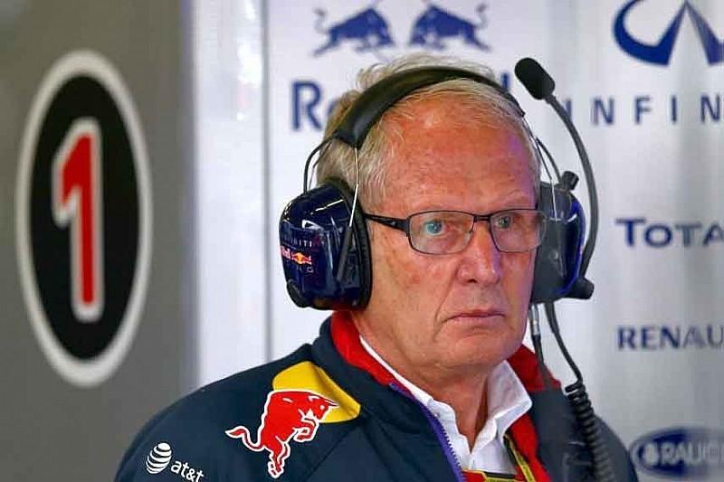 Марко про двигуни, 2017 рік, та майбутнє команди Red Bull