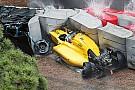 Палмер отримає нове шасі на Канаду після аварії в Монако
